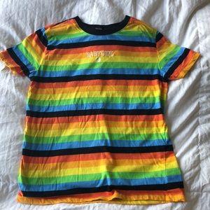 BABYGIRL forever 21 shirt